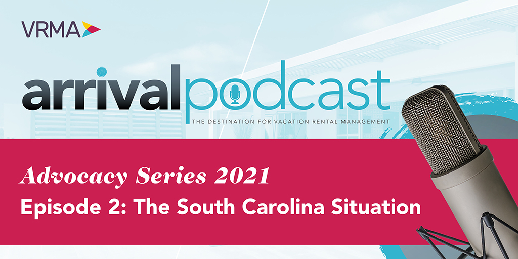 Advocacy Series 2021, Episode 2: The South Carolina Situation