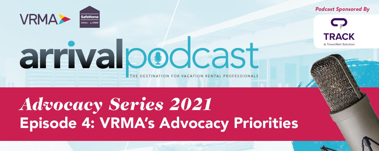 Advocacy Series 2021, Episode 4: VRMA's Advocacy Priorities