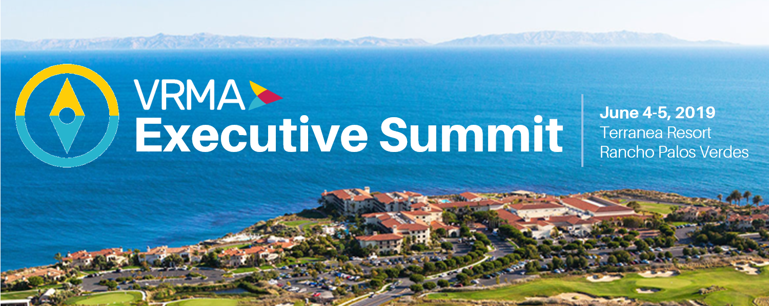Vacation Rental Leaders: Attend Next Month's Inaugural VRMA Executive Summit