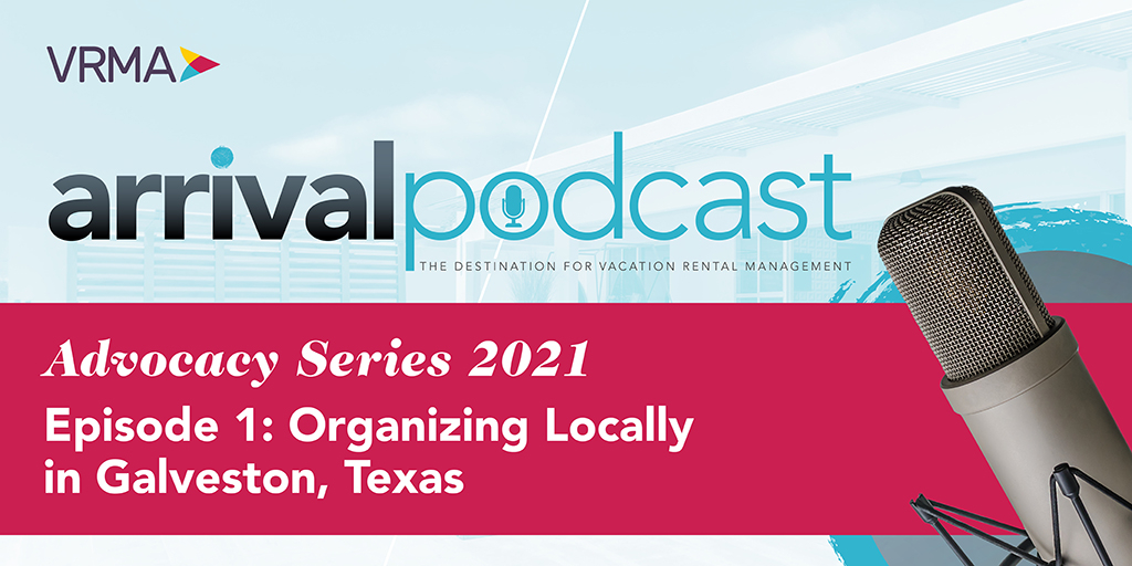 Advocacy Series 2021, Episode 1: Organizing Locally in Galveston, Texas