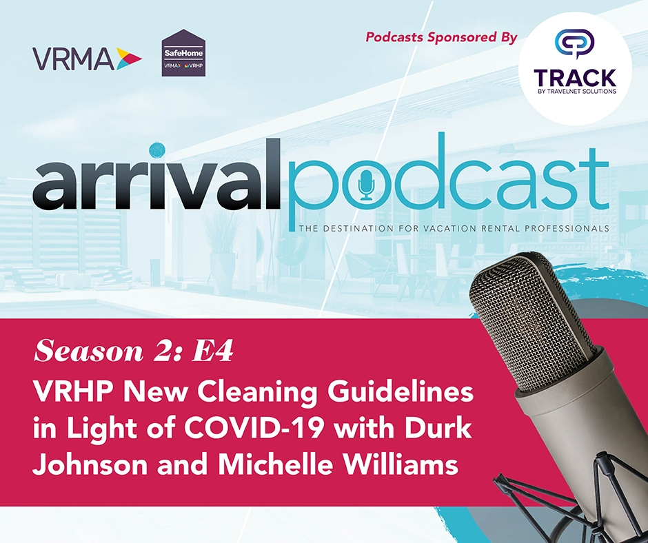 VRHP New Cleaning Guidelines in Light of COVID-19 with Durk Johnson and Michelle Williams