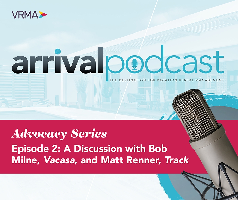 Advocacy Series, Episode 2: A Discussion with Bob Milne, Vacasa, and Matt Renner, Track