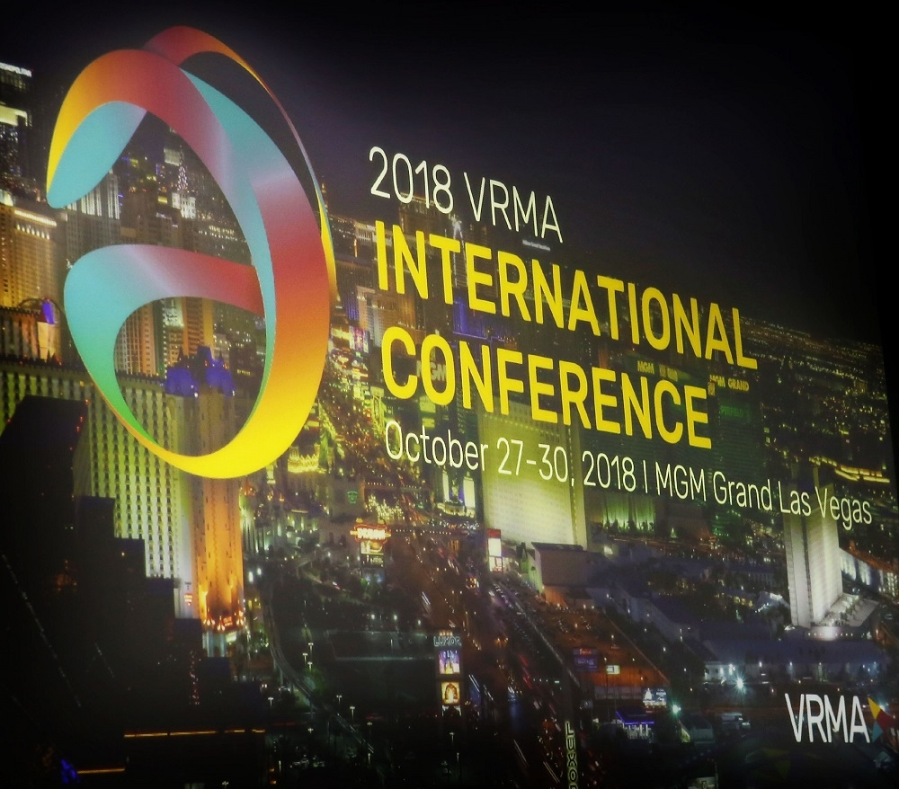 2018 VRMA International Conference Largest to Date