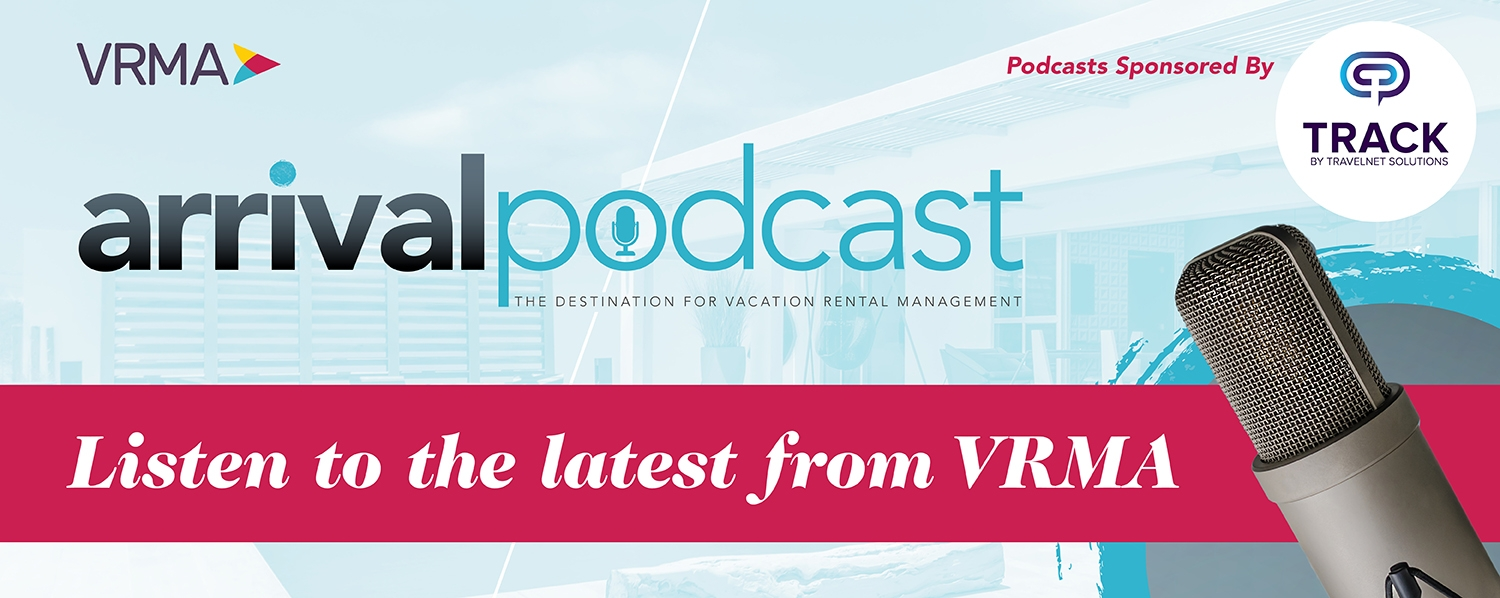 VRMA Arrival Podcasts